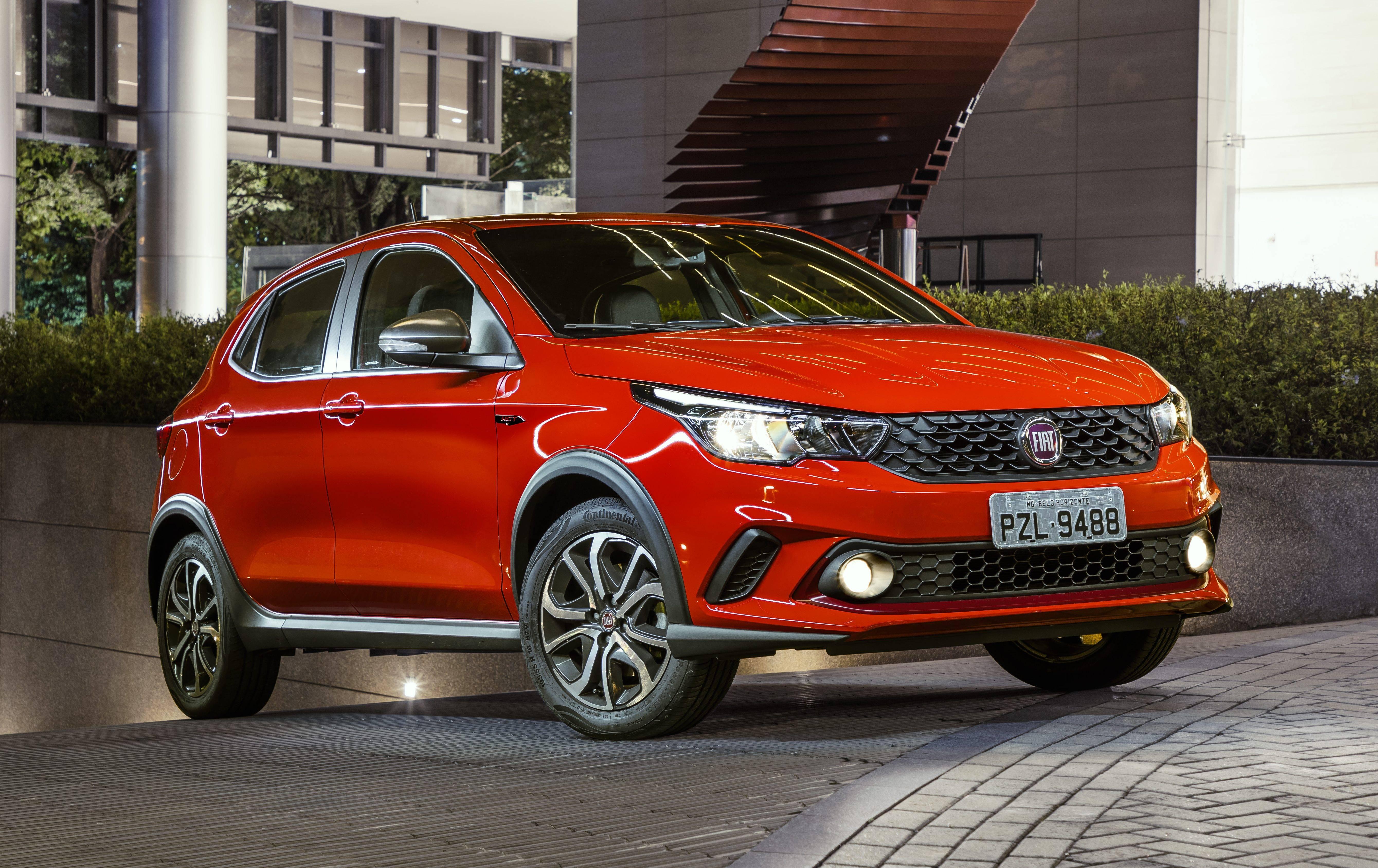 Fiat Argo parte de R$ 46.800; conheça todas as versões